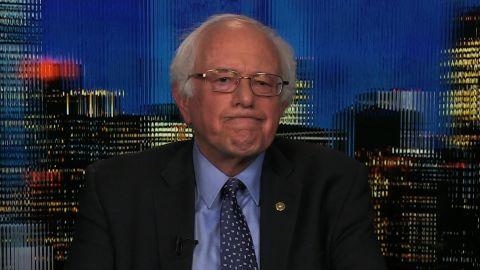 09:00 PM - Burlington, VT Sen. Bernie Sanders (I) Vermont  TOPIC: News of day Interview Type: Live https://cnnguestbook.turner.com/guest/viewguest.aspx?contactid=374856 CNN Cuomo Prime Time