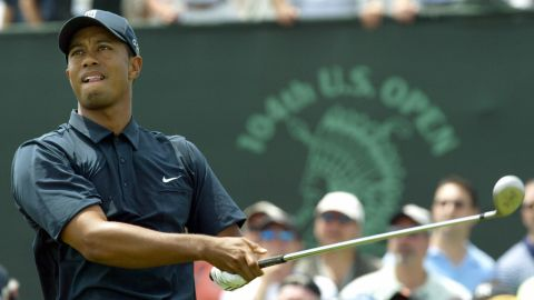 Then world No.1 Tiger Woods, a seven-time major champion, finished tied 17th as he endured a second straight year without adding to his major tally.