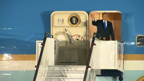 RX 763 - Trump/Singapore/NK Summit/Pool Path 3