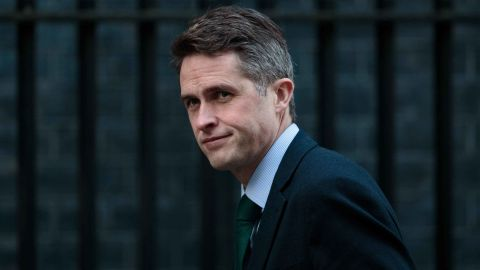 Defense Secretary Gavin Williamson has been asked to step down by British Prime Minister Theresa May.
