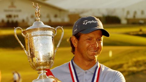 Goosen overcame a host of obstacles at Shinnecock Hills to win his second US Open three years after his first.