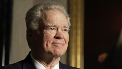 FILE - In this Oct. 12, 2010, file photo, former Southwestern Baptist Theological Seminary President Paige Patterson poses for a photo in Fort Worth, Texas.