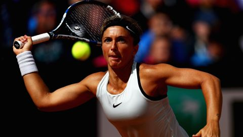 Errani was originally banned for two months after ingesting traces of a cancer drug banned in sport.