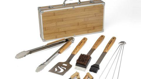 Cuisinart 13-Piece Bamboo Grilling Tool Set