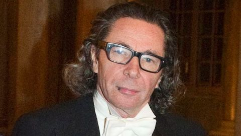 Jean-Claude Arnault, seen here at the Nobel dinner at the Royal Palace in Stockholm in December 2011, was found guilty of rape.