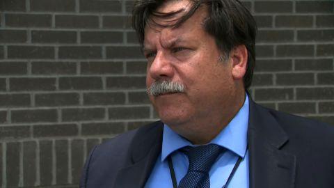 Miguel Nogueras, a federal public defender, handles immigration cases.