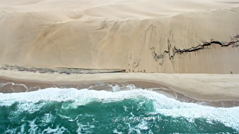 """Shikongo says Debmarine Namibia continually monitors its environmental footprint, however, scientists argue that seabed mining degrades the marine environment. """"Habitat recovery from this type of disturbance can take decades,"""" says Kirsten Thompson, a marine scientist from the University of Exeter."""