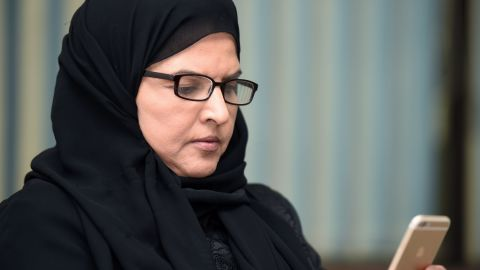 Campaigner Aziza al-Yousef was part of the May 2018 arrest sweep and remains in prison.