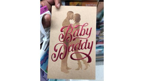 Target says it's pulling this Father's Day greeting card from its stores.