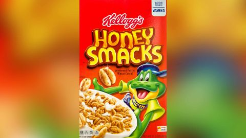Kellogg has recalled some Honey Smacks cereal due to a salmonella outbreak.