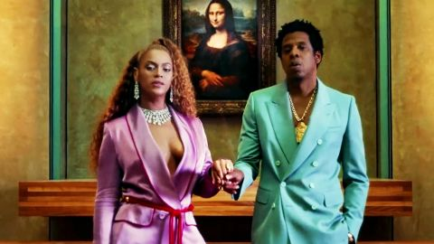 """In June 2018 Bey and Jay surprised fans by dropping the """"Everything Is Love"""" album which quickly had folks <a href=""""https://www.cnn.com/2018/06/18/entertainment/beyonce-jay-album-lyrics/index.html"""" target=""""_blank"""">pouring over the lyrics for hidden meanings. </a>The pair had already a<a href=""""https://www.cnn.com/2018/03/12/entertainment/beyonce-jay-z-tour/index.html"""" target=""""_blank"""">nnounced a stadium tour, """"OTR II,"""" in March. </a>"""