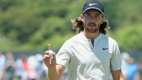Fleetwood took advantage of the USGA's kinder set-up following a controversial Saturday to shoot only the sixth 63 in US Open history 45 years after Johnny Miller posted the first in 1973 at Oakmont.