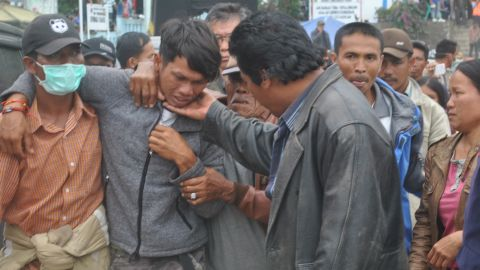 18 Survivors were pulled from the water shortly after the ferry sank on 18 June