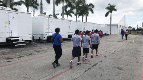 The Homestead, Florida, facility serves both teenage boys and girls.