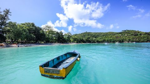 <strong>Seychelles: </strong>The ultimate Instagram boast, Seychelles is a sailor's paradise in the Indian Ocean.