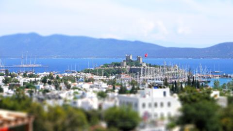 <strong>Turkey, Bodrum: </strong>From isolated, pine-fringed coves to glitzy marinas and jet-set nightlife, the coast of Turkey offers something for every type of sailor, with cosmopolitan Bodrum at its heart.