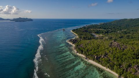 <strong>Seychelles: </strong>The main yacht charter area is focused on the inner islands around the forested Mahe, Praslin and La Digue.