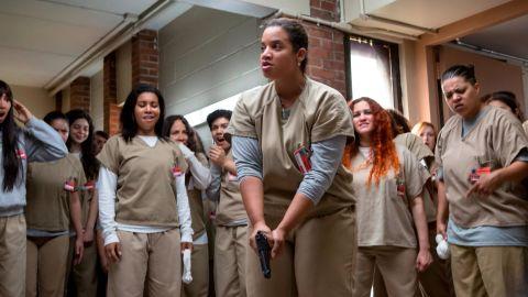 Dascha Polanco as Daya in 'Orange Is the New Black'