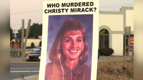 Christy Mirack was found slain at her home in December 1992.