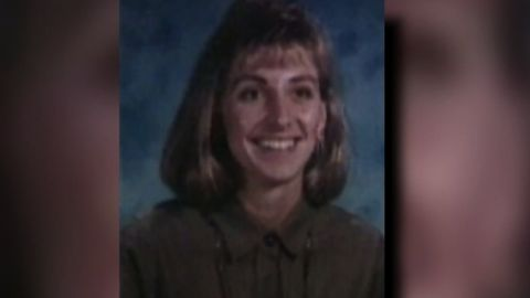 A photograph of Christy Mirack before her death in 1992.