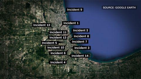 chicago violence monday june 26