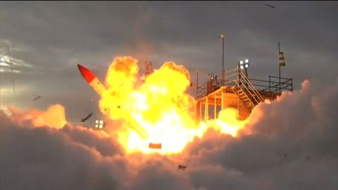 Rocket launch fail
