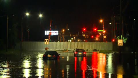Heavy rains in Polk County caused flash floods in Des Moines and killed one man.