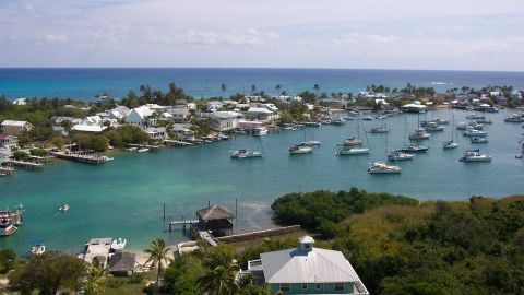 <strong>Bahamas: </strong>More than 700 coral cays stretch like a necklace into azure seas from the southeast coast of Florida. Gentle trade winds, sheltered waters and myriad marine life make the Bahamas an ideal destination for families and the less experienced. Hope Town (pictured) is a pretty colonial-era town on Elbow Cay in the Abacos.