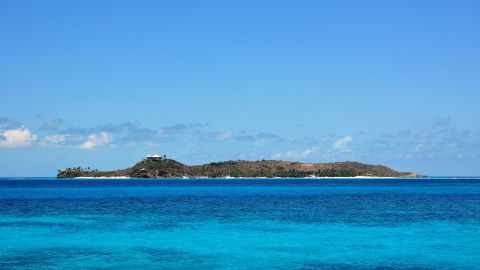 <strong>British Virgin Islands:  </strong>It's a sailor's paradise of warm winds, blue seas and blissful beaches. From your base on Tortola you can explore a host of outlying islands and cays. Richard Branson's Necker Island (pictured) lies to the northeast of Virgin Gorda.