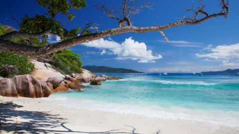 <strong>Seychelles: </strong>Lying 1,000 miles off the East African coast, the archipelago offers the full castaway experience among 115 isolated islands dotted across aquamarine seas.