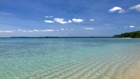 <strong>Tonga: </strong>It's the stuff of quintessential South Pacific dreams, with world-class sailing, diving and snorkeling, sport fishing, beach lazing and humpback whale watching thrown in as standard.