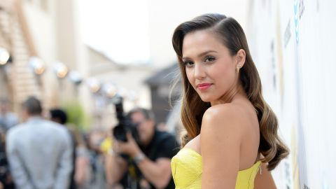 Jessica Alba's Hollywood career spans more than 20 years.