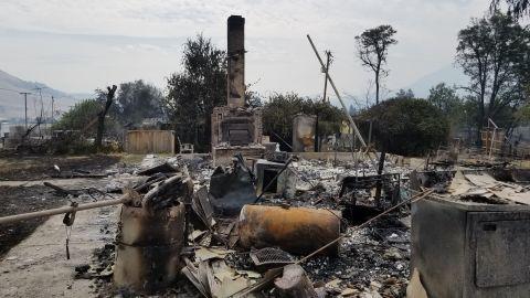 The Klamathon Fire burned more than 38,000 acres.