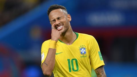 Neymar has played in two World Cups.