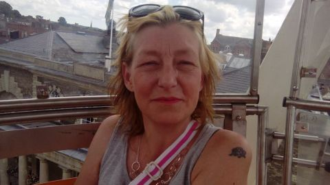 Dawn Sturgess, shown in an image taken from Facebook, died after coming into contact with Novichok.