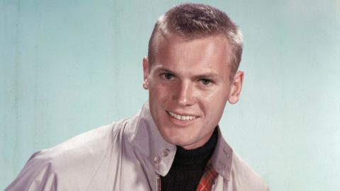 """<a href=""""https://www.cnn.com/2018/07/09/entertainment/tab-hunter-dead/index.html"""" target=""""_blank"""">Tab Hunter</a>, who rose to fame as a Hollywood heartthrob in the 1950s, died July 8, his partner Allan Glaser confirmed to CNN. He was 86."""