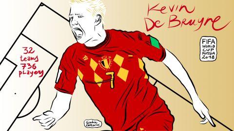 "<a href=""http://www.cnn.com/2018/07/06/football/belgium-brazil-world-cup-russia-2018-neymar-spt-intl/index.html"">Kevin de Bruyne wonder-strike helped Belgium win a compelling quarterfinal against Brazil.</a>"
