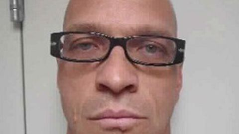 This undated Nevada Department of Corrections photo shows death row inmate Scott Raymond Dozier.