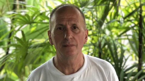 Vern Unsworth, British cave diver