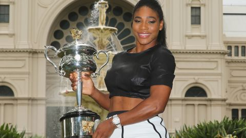 Another fine start to a year as Williams wins the 2015 Australian Open -- once again beating Sharapova in a major final.