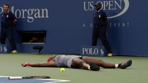 Victory at the US Open in 2014 moves Williams to joint-fourth in the all-time list of major winners, alongside Martina Navratilova and Chris Evert.