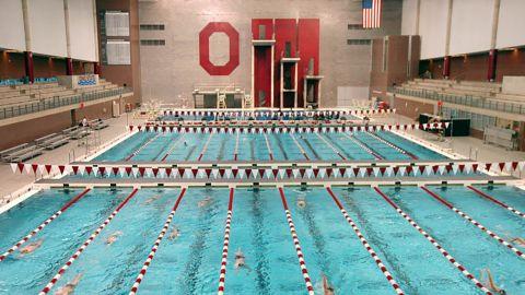 Ohio State University's McCorkle Aquatic Pavilion