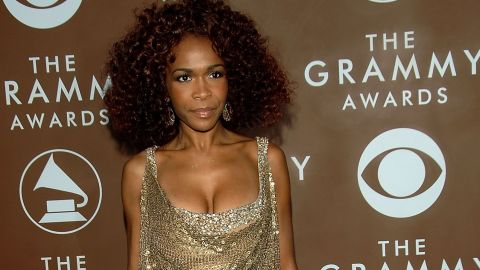 Singer Michelle Williams of Destiny's Child arrives at the 48th Annual Grammy Awards at the Staples Center on February 8, 2006 in Los Angeles, California.