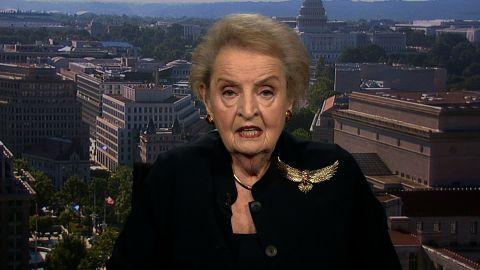 Madeleine Albright 07192018