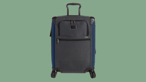"""<strong>TUMI Alpha 2 22-Inch Continental Wheeled Carry-On ($449.90, originally $675; </strong><a href=""""https://click.linksynergy.com/deeplink?id=Fr/49/7rhGg&mid=1237&u1=0720anniversarysale&murl=https%3A%2F%2Fshop.nordstrom.com%2Fs%2Ftumi-alpha-2-22-inch-continental-wheeled-carry-on%2F4923010%3Forigin%3Dkeywordsearch-personalizedsort%26color%3Dnavy%252F%2520anthracite"""" target=""""_blank"""" target=""""_blank""""><strong>nordstrom.com</strong></a><strong>)</strong>"""