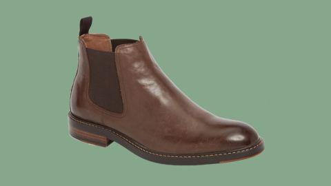 "<strong>1901 Brooks Chelssea Boot ($79.90, originally 125; </strong><a href=""https://click.linksynergy.com/deeplink?id=Fr/49/7rhGg&mid=1237&u1=0720anniversarysale&murl=https%3A%2F%2Fshop.nordstrom.com%2Fs%2F1901-brooks-chelsea-boot-men%2F4865579%3Forigin%3Dkeywordsearch-personalizedsort%26color%3Dtaupe%2520suede"" target=""_blank"" target=""_blank""><strong>nordstrom.com</strong></a><strong>)</strong>"