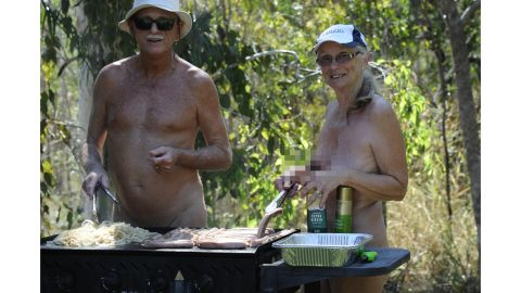 Old Nudist Pictures