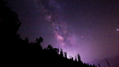 """<strong>Manali, Himachal Pradesh, India:</strong> A country of <a href=""""https://edition.cnn.com/travel/article/india-beautiful-places/index.html"""">incredible sights during the day</a>, India also has some dazzling sights at night. This view of the Milky Way was taken in the north Indian state of Himachal Pradesh."""