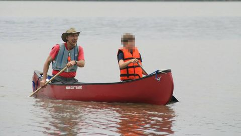 Mark Hausknecht loved canoeing and helped lead trips as a Scoutmaster.