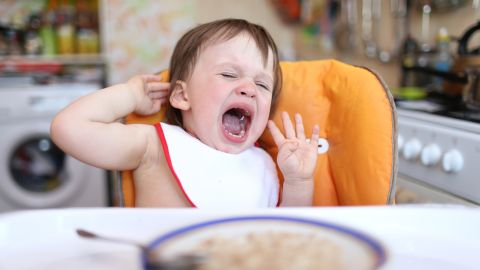 At age 2 and 3, it's developmentally appropriate for toddlers to have aversions to foods they used to like, said Lumeng. Worried parents often begin coaxing, harassing or even bribing with dessert. Don't do it, said Lumeng. She just completed a study showing that pressure tactics don't work.